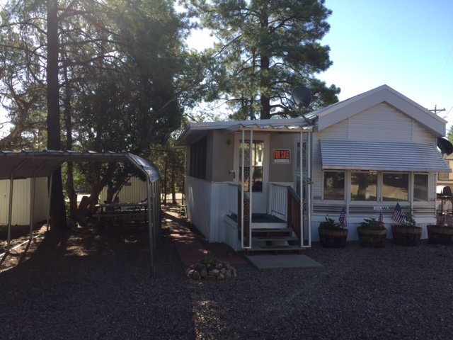 Site # 5 Park Model Cavco 35' 1995 REDUCED WAS $34,900 NOW $29,500
